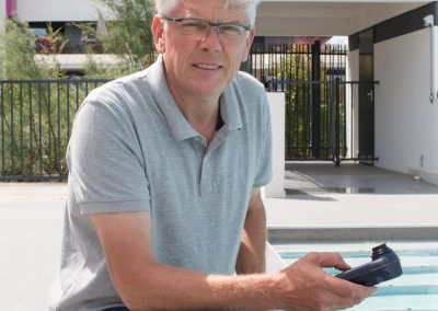 Didier Leclercq, gérant de Coté Bleu