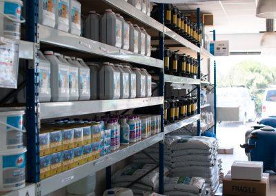 Notre magasin de Baillargues, dans l'Hérault, dispose d'un large choix de produits pour l'entretien de votre piscine
